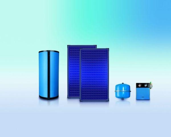 Collettore solare ad alte prestazioni Logasol SKS 4.0